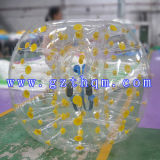 Bola de parachoques inflable de la bola de la carrocería del parque de atracciones/bola de parachoques inflable humana de la burbuja