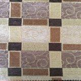 Tela de algodón de la tapicería del sofá de la tela de tapicería del sofá del Chenille