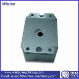 Анодируя точности CNC отделки часть алюминиевой подвергая механической обработке