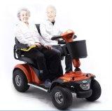 上(LN-031)が付いている電動車椅子2のシート