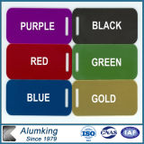 1060 colore Painted Aluminum Coil per Index Tags