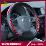 Accessorio di cuoio puro dell'automobile del coperchio del volante dell'automobile dell'unità di elaborazione