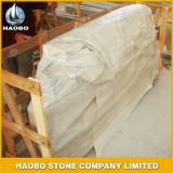 Фабрика Direct Sale Cream Marfil Slab From Haobo Stone