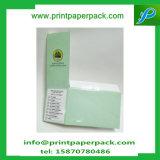 Таможня напечатала напечатанные цветом бумажные коробки индикации упаковки