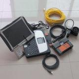 Icom A2 B C+Laptop CF19 voor het Kenmerkende Hulpmiddel van BMW