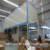 Linha de pintura automática do pulverizador para o absorvente de choque