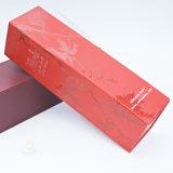 Роскошное UV-Покрытие пятна коробки питья подарка/бумаги вина