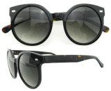 Gafas de sol al por mayor del Ce UV400 de las gafas de sol del diseño de marca de fábrica de China Italia de las gafas de sol