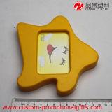 Cornice impermeabile della stella della novità del fumetto giallo di figura