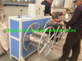 Flexible PET einzelne Wand-gewölbte Rohr-Maschine