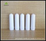 préforme de bouteille d'animal familier de blanc de 24mm pour la bouteille cosmétique d'emballage