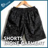 Inone 042 Mens nada Shorts ocasionais da placa das calças curtas