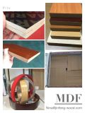 Veneer FacedまたはMelamine自然なFace Blockboard MDF Plywood削片板