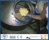 manteiga produzindo a linha