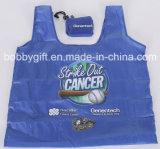 卸し売り習慣によって印刷される折るポリエステルショッピング・バッグ