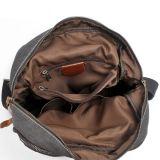 Heißes Verkaufs-Segeltuch-Leder-Mädchen-Minisatz-Beutel (RS-K2021)