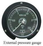 깊이와 폭발성 etc.를 위한 특별한 압력 계기