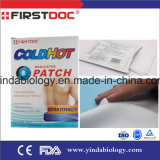 Medical Supply Mentol hielo del gel de hidrogel Parches del dolor (LFT001)