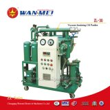Pianta ad uno stadio professionale di filtrazione dell'olio dell'isolamento di vuoto (ZL-100)
