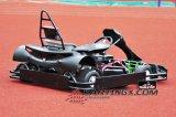 168f, 200cc, 4stoke, 6.5HP con sistema de embrague húmedo Go Karts Gc2007 con freno hidráulico