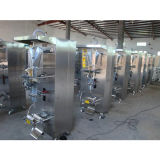 Factory Price Automatic Liquid Sachet Juice Milk Mineral Water Pouch Remplissage Packing Packaging Machine