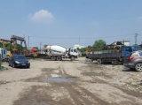Caminhão usado do misturador de Isuzu, misturador concreto 9cbm do caminhão de Isuzu
