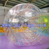 Bola de rodillo del agua inflable del Ce del grado que recorre comercial/bola inflable de Zorb
