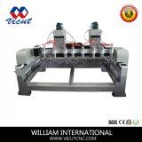 Router de madeira da máquina de gravura 3D do CNC do router do CNC que cinzela a máquina do CNC da máquina