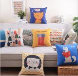 Cuscino New-Style dell'ammortizzatore del cuscino della stampa di trasferimento dell'ammortizzatore 100%Polyester