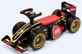 Genehmigte Fahrt auf Team Ftf des Auto-Lotos-F1