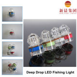 Luz de destello profunda del mar LED