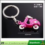 Elektrisches Motor Car Key Chain mit Many Colors