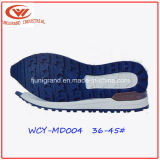 Forma EVA Phylon única EVA Outsole para sapatas dos esportes