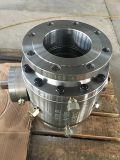 側面エントリギヤはAPIによって造られる球弁を作動させる