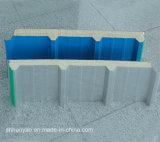 カラー販売の鋼鉄熱絶縁体ポリウレタンサンドイッチパネル