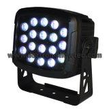 LEIDENE PARI Lichte IP65 18 RGBW 4in1