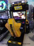 Galleria di corsa dell'interno pazzesca del simulatore del Hummer che corre la macchina del gioco