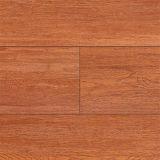 Suelo de bambú del roble de Uniclic Charcalfire de la alta calidad