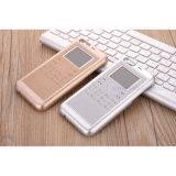 iPhone 5/6/6plus를 위한 다기능 제 지능적인 전화 다이얼 덮개 또는 상자