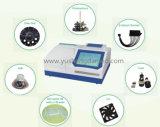 Lecteur automatique qualifié élevé de Microplate Elisa d'équipement médical de multiparamètre