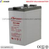Bateria acidificada ao chumbo 2V1000ah do AGM do fabricante para o armazenamento solar