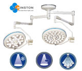 DIGITAL Brightness Control、Opeartion Lamp、Medical LampとのLED Operation Light Surgical Light Dual Arm Ceiling Type LED7060