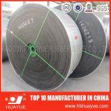 Nastro trasportatore di nylon rassicurante di Nn di qualità per il nastro trasportatore del molo 100-1000n/mm