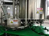 Totalmente automática de aluminio lata de cerveza Canning sellado de la máquina