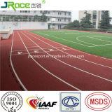 Piste sportive d'unité centrale de surfaces d'athlétisme de stade