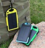 8000mAh impermeabilizan, absorben energía solar tienen batería de la potencia de la iluminación del LED