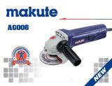 Rectifieuse de cornière de meulage électrique d'essence de qualité de Makute (AG026)