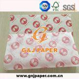 Papel translúcido impresso OEM para o empacotamento de alimento com bom preço