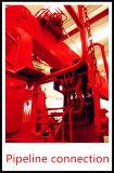 палубный судовой кран корабля жесткого заграждения 1t@3m морской оффшорный