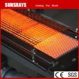 Hornilla infrarroja del gas para la capa del polvo (GR-1602)